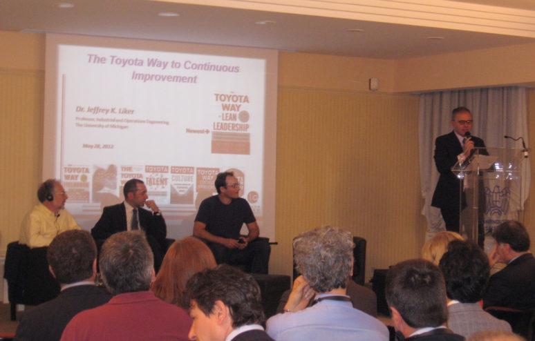 2011 Miglioramento Continuo Confindustria Salerno
