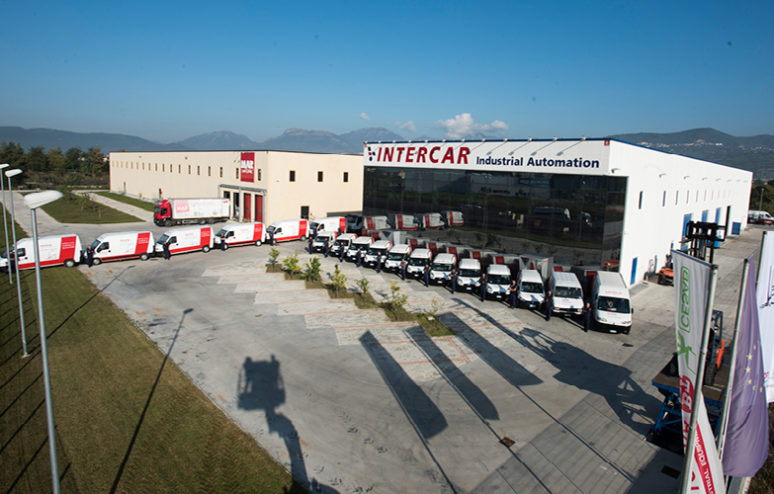 Intercar sede Montecorvino