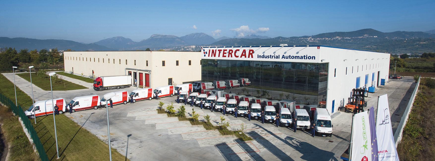 banner azienda Intercar