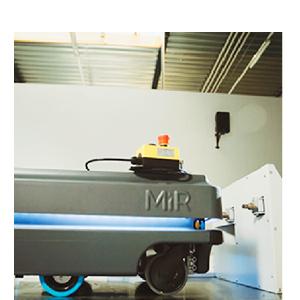 MiR Precision Docking